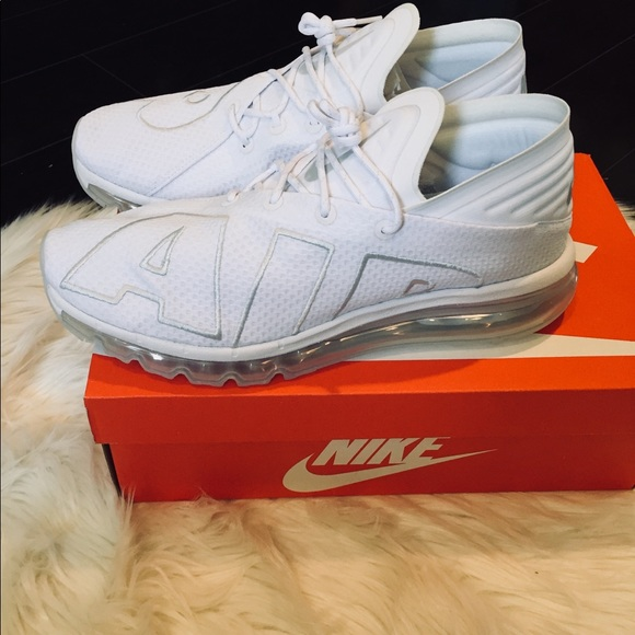 7d28c37445 Nike Shoes | Air Max Flair Whitepure Platinum Men 115 | Poshmark